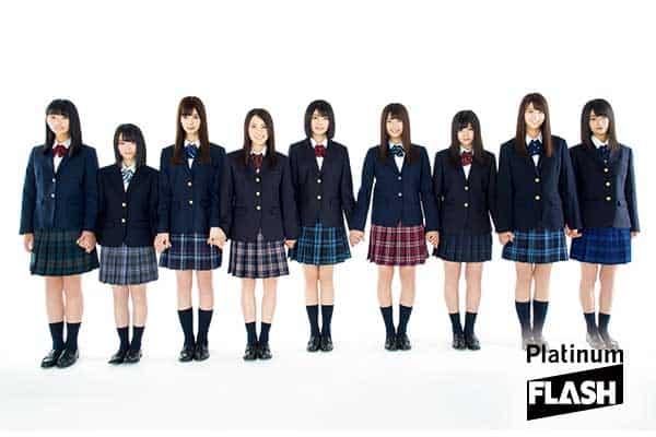 欅坂46 二期生 「幕開けのとき」