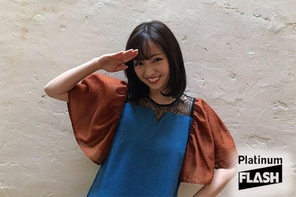 女優 今泉佑唯 【オフショット】Platinum FLASH Vol.9