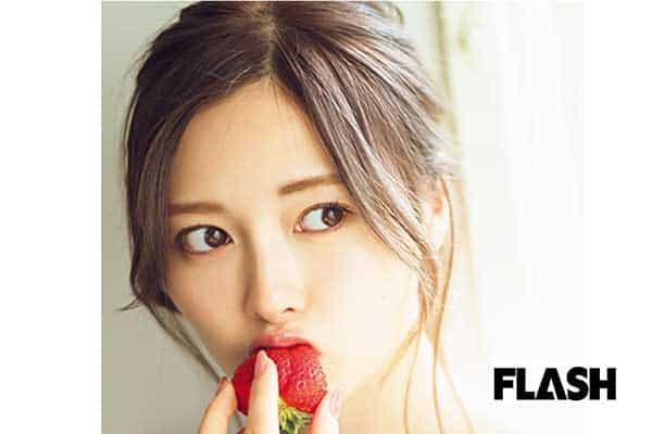 乃木坂46・白石麻衣×PlatinumFLASH「再会」