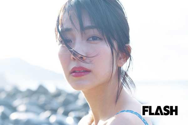 小島梨里杏「25歳、すっぴん、ありのまま」
