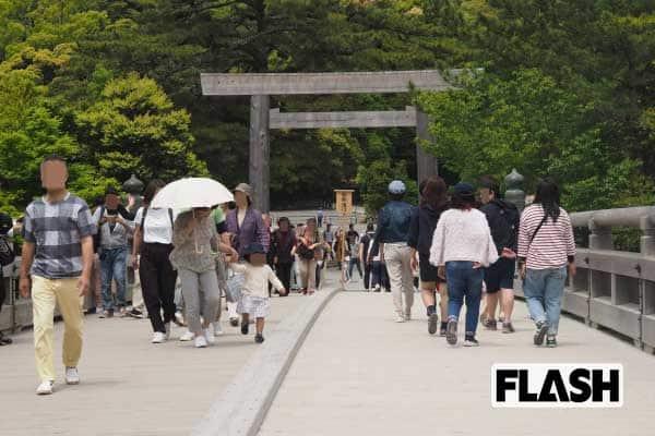 日本の聖地を行く/伊勢神宮20年に一度のリニューアル