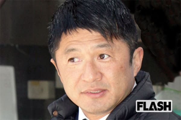 武田修宏、サッカーで活躍してギャンブル好きの父が改心