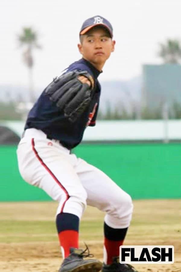 センバツの怪物選手を青田買い!「16イニング無四球」履正社・清水