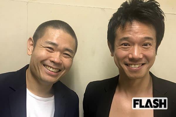 品川庄司「いまこそ初心に返るぜ」25年のキャリアでネタ勝負