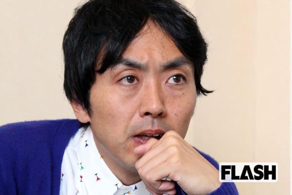 アンガールズ田中、東野幸治に憧れて芸人になるも会話続かず