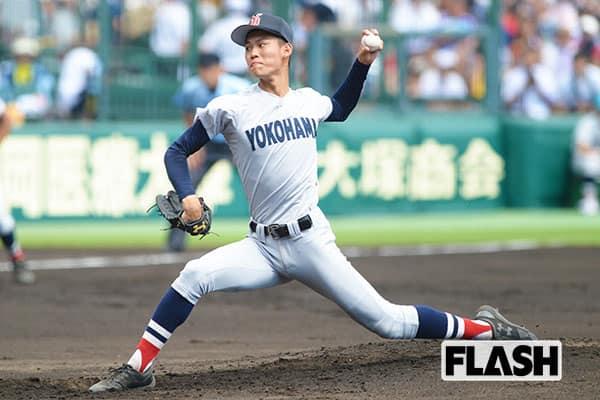 センバツの怪物選手を青田買い!「元U-15代表エース」横浜・及川