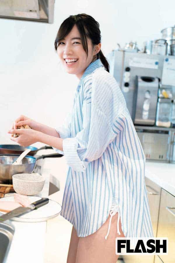 松井珠理奈、誕生日に高橋みなみから「いい女になってきたね」