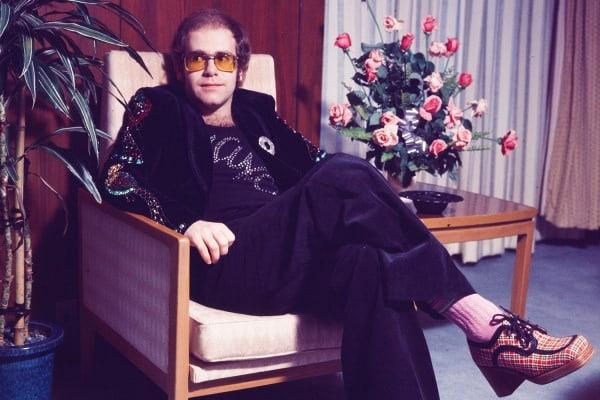 いまこそ明かす「スター来日秘伝」エルトン・ジョン1974年