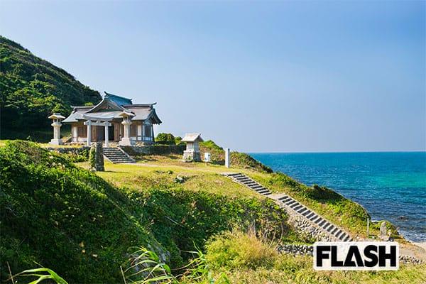 日本の聖地を行く/絶海の孤島にある福岡・沖ノ島に上陸成功