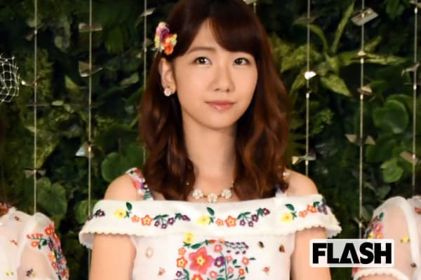AKB48柏木由紀、すっぴんからメイク完了まで「1時間半かかる」