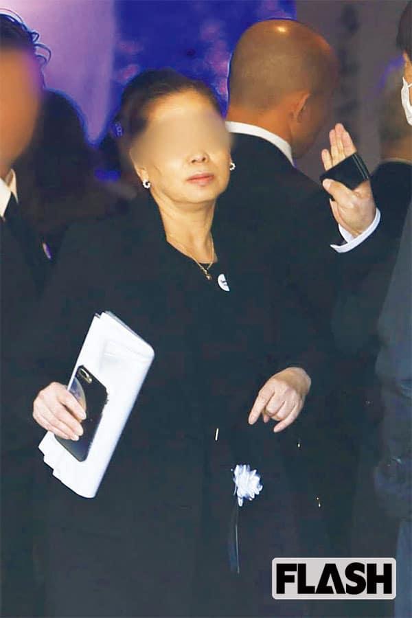 内田裕也さんを見送った「最後の女性」