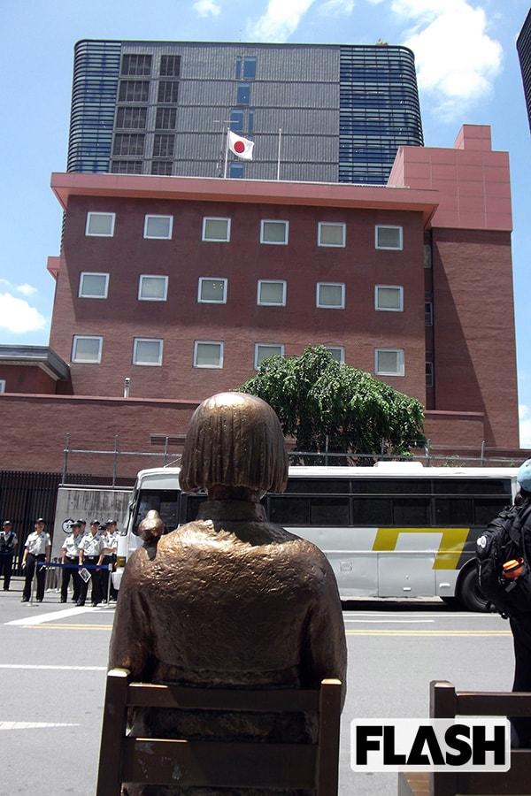 韓国の日本大使館「新築より家賃3億円払うほうがマシ」の不遇
