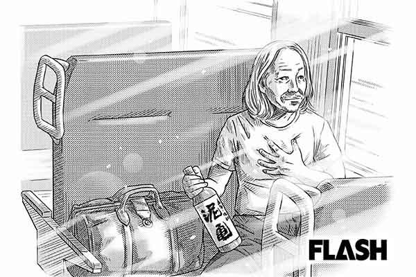 胃ガンとうつに克った男、焼酎を年間14万本売って日本一に