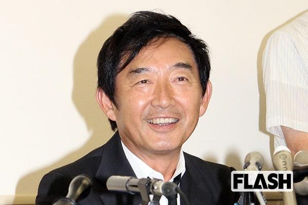 石田純一、『抱きしめたい!』がなければ役者廃業だった