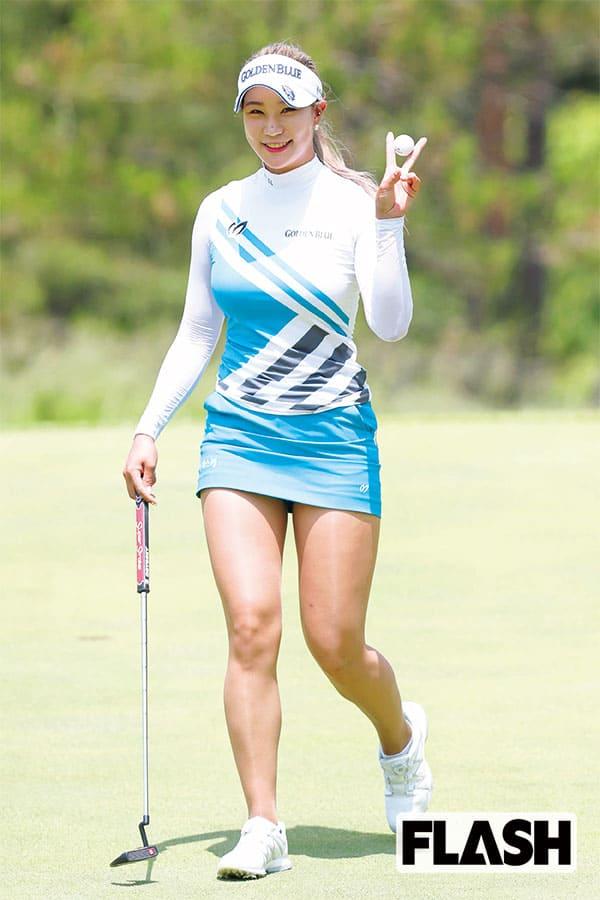 韓国の新星「ユ・ヒョンジュ」女子ゴルフ界に旋風おこす