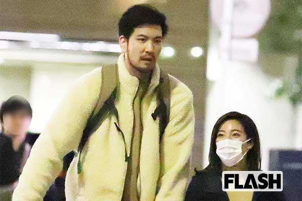 NHK『ニュース7』上原光紀アナ、バスケ選手と週末の夜