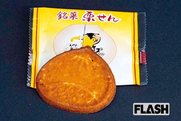 やんごとなき「皇室献上品」昭和天皇も訪れた銘店のせんべい