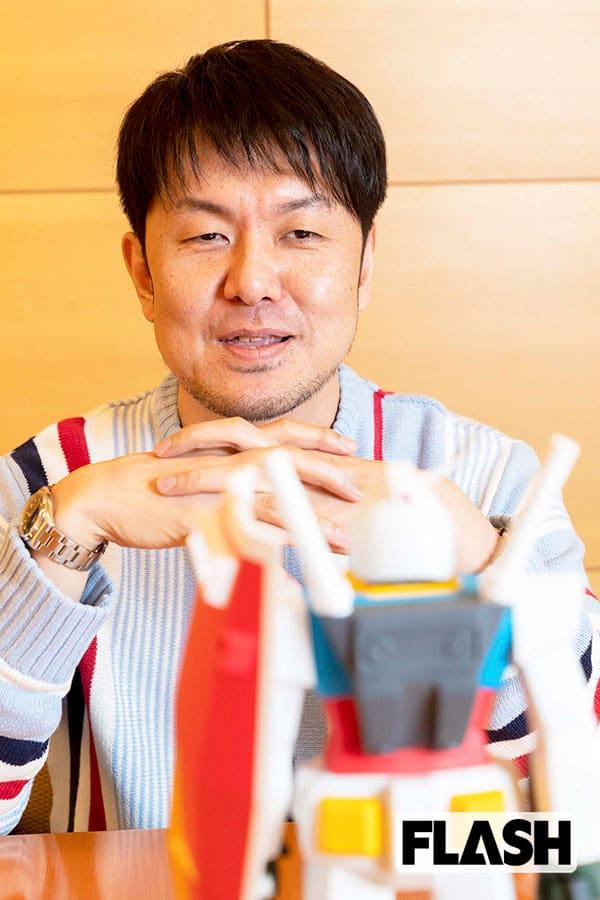 土田晃之「ガンダム」の革命的キャラ設定を説明しよう