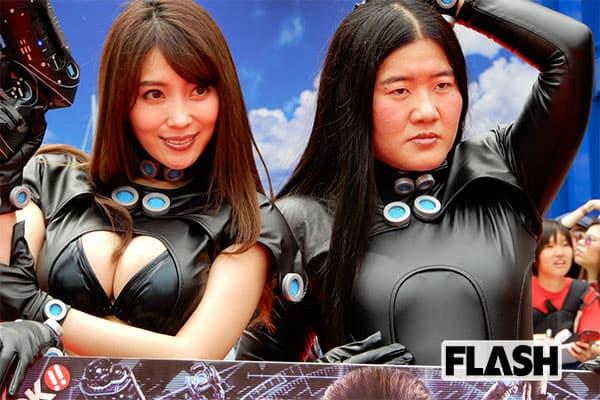 沖縄国際映画祭で「森咲智美」セクシー衣装に注目集まる