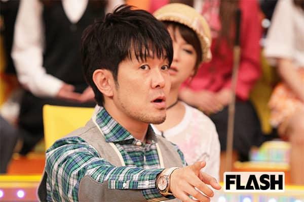 土田晃之、くりぃむ有田から受けた助言は「テレビでは泣け」