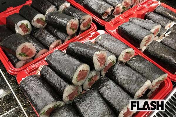 食品リサイクル最前線…廃棄された恵方巻きは豚が食べる