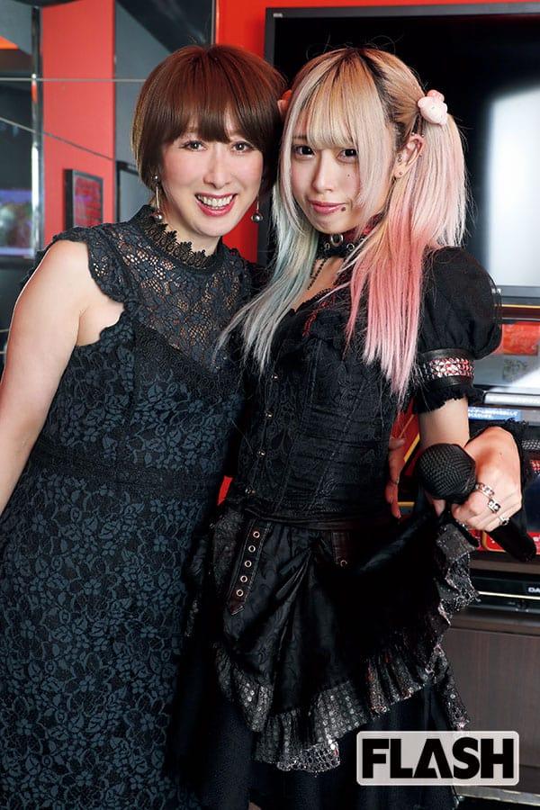 元おニャン子「内海和子」地下アイドルの娘と母娘トークショー