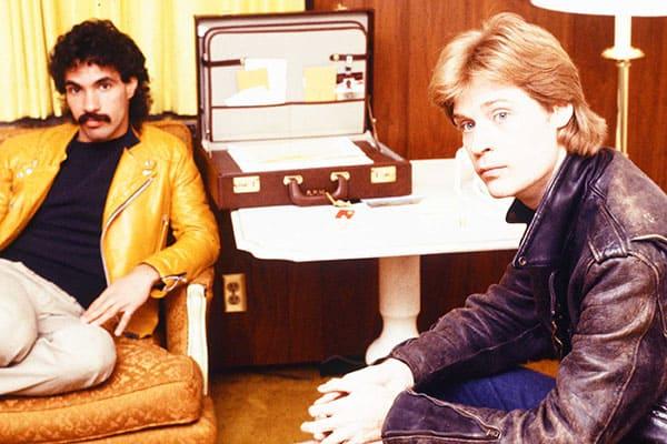 いまこそ明かす「スター来日秘伝」ダリル・ホール&ジョン・オーツ1982年