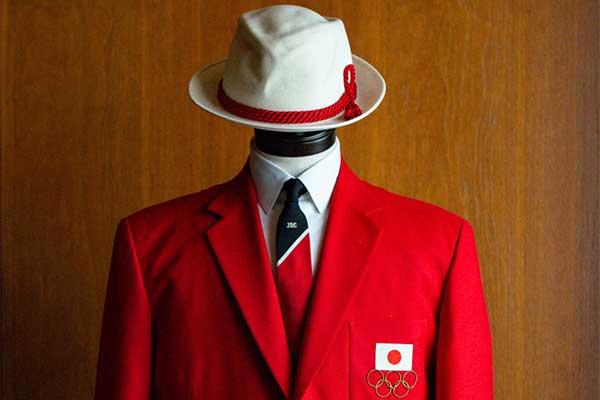 1964年の東京五輪「赤と白のユニフォーム」に資生堂が貢献