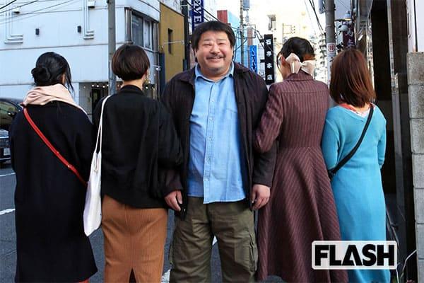 クズすぎる芥川賞作家「西村賢太」風俗嬢にやり込められる