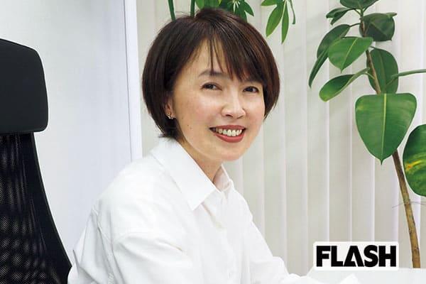 松田聖子の後継と目された「杉田愛子」いまは芸能事務所社長
