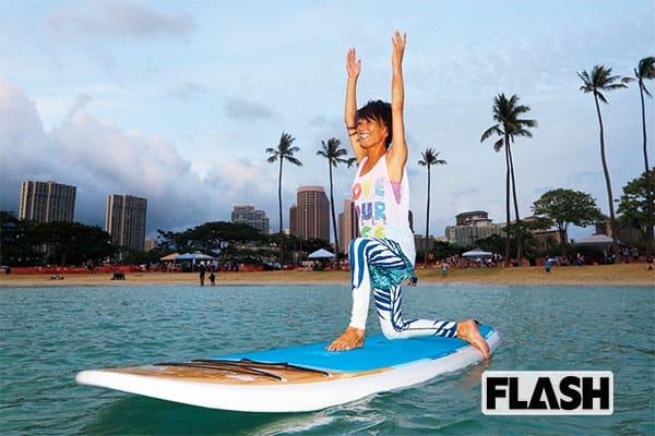 ハワイ在住「相原勇」再婚相手はゴルフで見つけた日本人