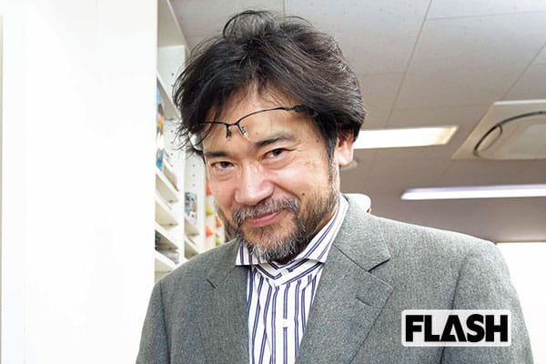 エロ漫画の巨匠「江川達也」男の乳首を追求したのは俺が元祖