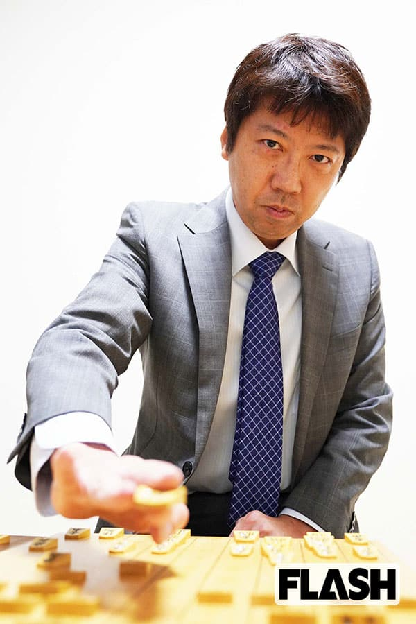 藤井聡太の師・杉本八段が語る「天才部下とはこう付き合え」