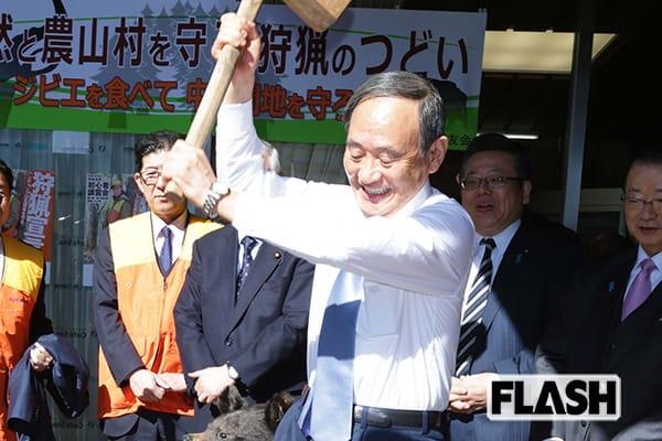 「ポスト安倍」軒並み失速で、菅義偉ワンポイント首相も