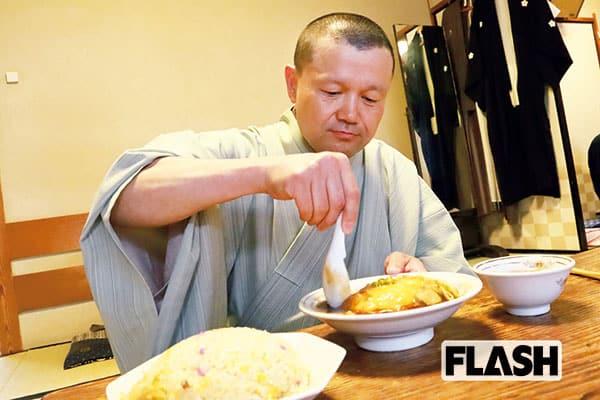 林家彦いちの「鉄板出前めし」チャーハンに小鉢スープで元気