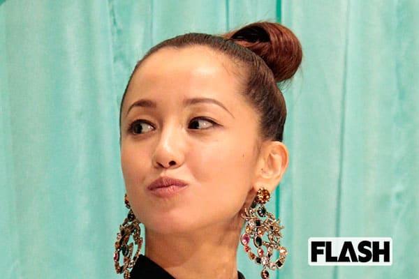 沢尻エリカ、休業時期に心の支えとなった安室奈美恵の一言