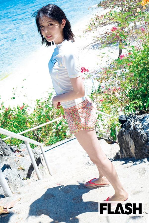 仮面ライダー女優「松田るか」グラビア出演から仕事が急増