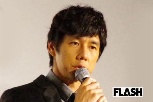 西島秀俊、舞台挨拶で見せた「かわかっこいい」ギャップ