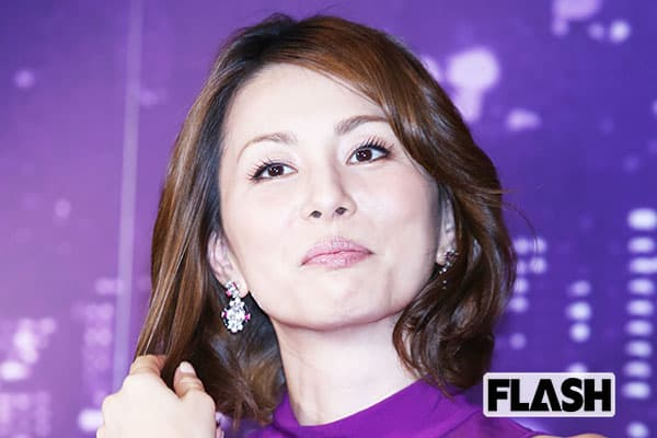 米倉涼子がこれまで一番緊張した女優は「かたせ梨乃」