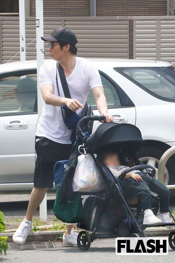 田中圭「忙しすぎるおっさん」今日はパパの顔