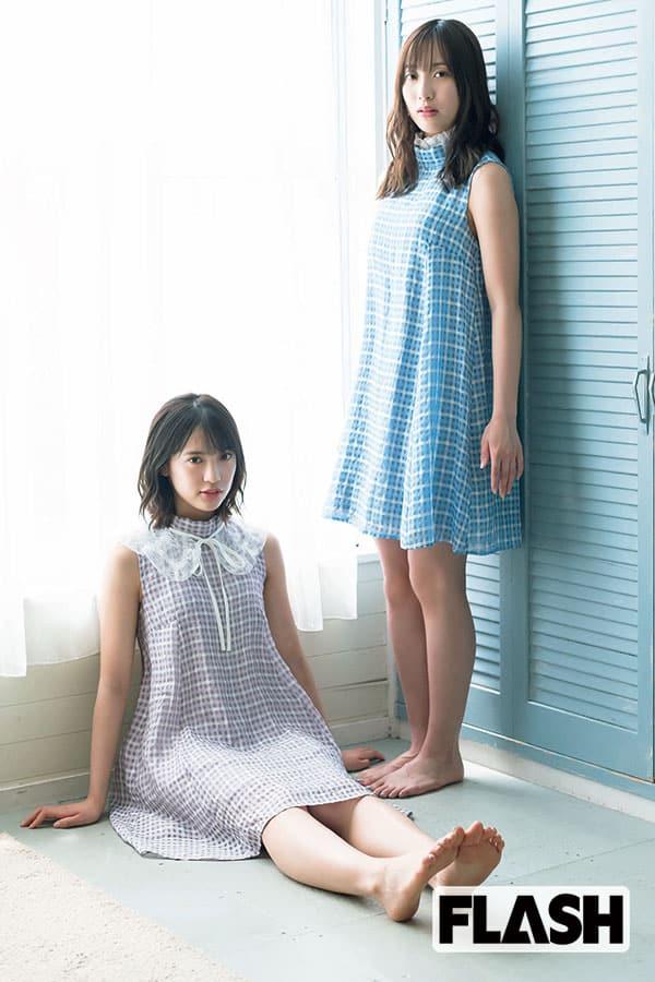 TikTokで話題の双子「じゅりえり」同じ日時に同じ美容室を予約