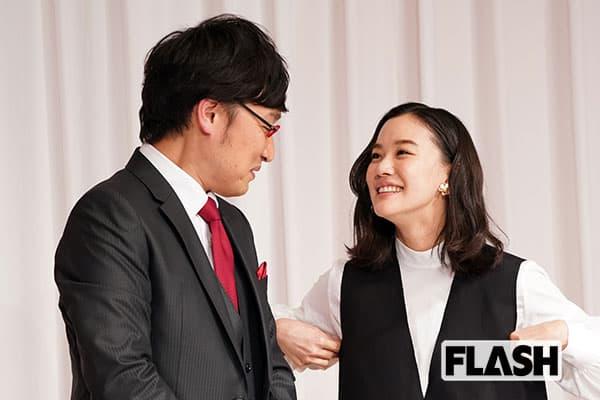 蒼井優と結婚、山里亮太の口説き文句は「僕と付き合ってみます?」