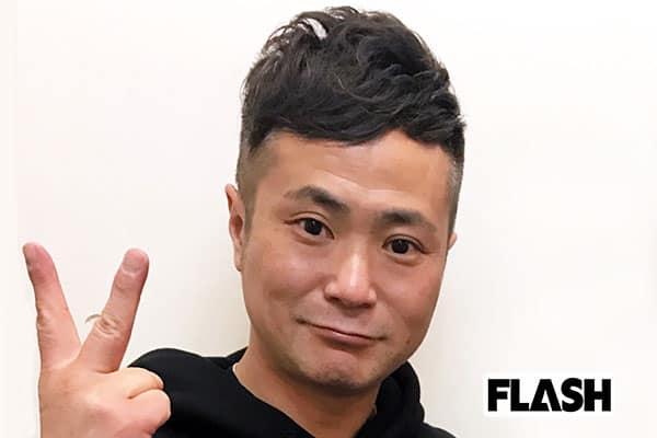 吉本解雇の「カラテカ入江」座右の銘は「行った先に何かある」