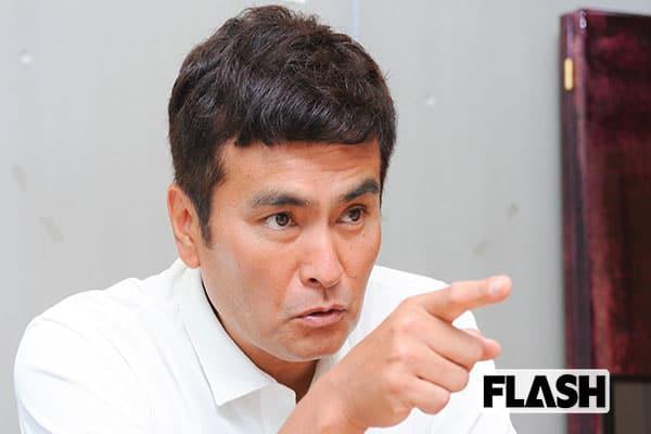 石原良純、父・慎太郎の教育方針に物申す「美談にしないぞ!」