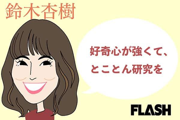鈴木杏樹、ロンドンで歌手デビューするも湾岸戦争で女優転身
