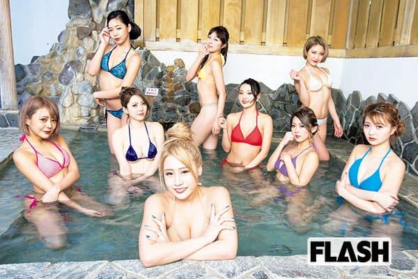 バーレスクTOKYO「女湯バブル祭り!」