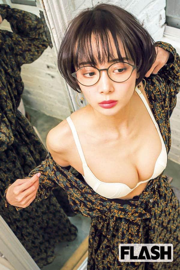 岡田紗佳「グラグラ女」