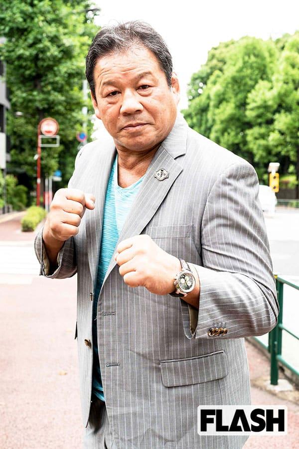 藤波辰爾が語る「長州力」殴り合うほどに怒りが増長した
