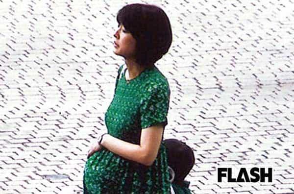 中村仁美アナ、第3子出産直前の「ヒルズ6000円ランチ」撮