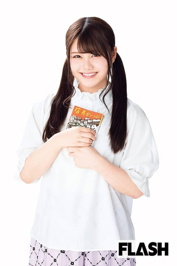 【乃木坂文庫】伊藤理々杏と一緒に過ごす、この夏の1冊